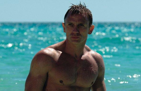 Daniel Craig / fot. materiał prasowy