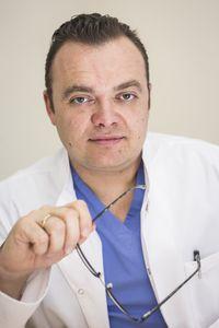 Dr Tomasz Basta, specjalista ginekologii i położnictwa / fot. archiwum własne