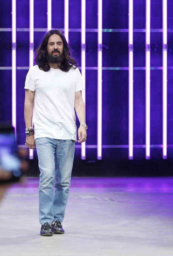 Allesandro Michelle, dyrektor kreatywny marki Gucci