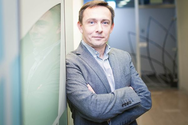 Piotr Pyrich, dyrektor generalny BP w Polsce