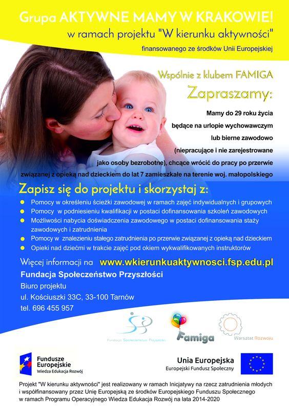 aktywna mama w krakowie