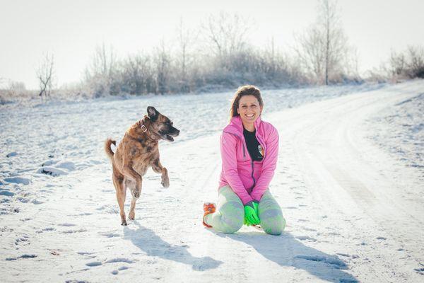 Małgorzata Majewska: Bieganie zmieniło wszystko / fot. materiały prasowe