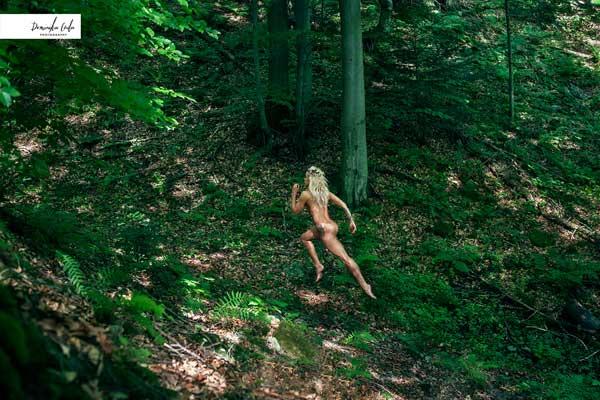modelka: KATARZYNA WOLSKA/ fot. D. Cuda