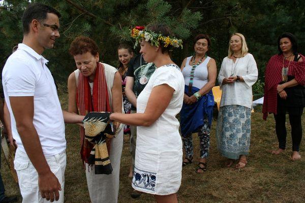 Ceremonia Odnowienia Ślubów, Katarzyna Czajkowska