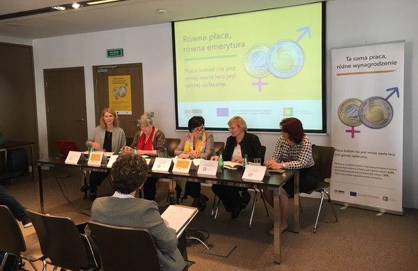 fundacja ja kobieta praca kariera wynagrodzenie gender gap różnice płciowe