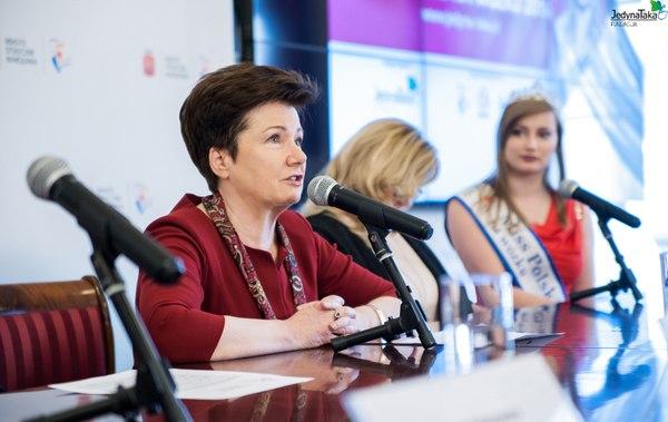wybory miss miss na wózku niepełnosprawne kobiety konferencja prasowa
