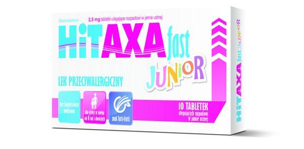 Hitaxa Fast Junior / fot. materiały prasowe