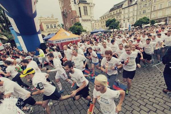 Krakow Business Run 2015 / fot. T. Prokop