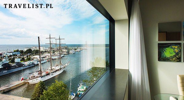 Gdynia urlop hotel morze