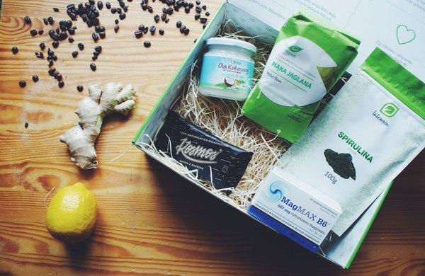 fitlovebox pudełko firma zdrowa dieta