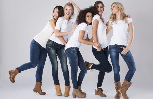 moda la moda stylizacje jeans