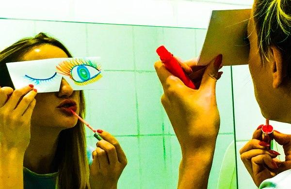 makijaż dzień bez makijażu kobiecość uroda naturalność