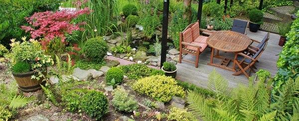 ogród balkon taras meble ogrodowe wnętrza wiosna lato