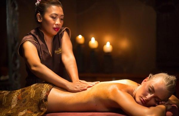 Nagroda za I miejsce: voucher do spa na masaż ciała Lomi - Lomi