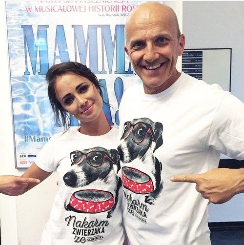 kampania społeczna na rzecz zwierząt celebryci
