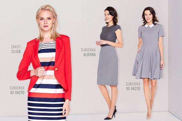 Sukienki / fot. materiały prasowe