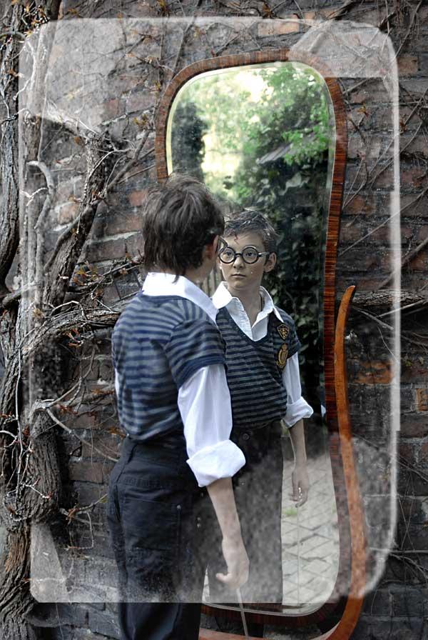 Harry Potter na zdjęciu Harry Potter - Piotrek / fot. Marcin Urban