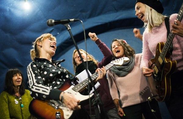lucciola obóz gitara rock wakacje