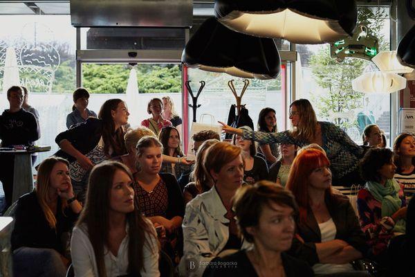 Metaforma Cafe jak zwykle dała radę! / fot. Barbara Bogacka