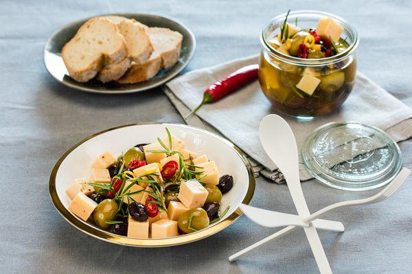 Orzechy, winogrona, a może figi? / fot. materiały prasowe