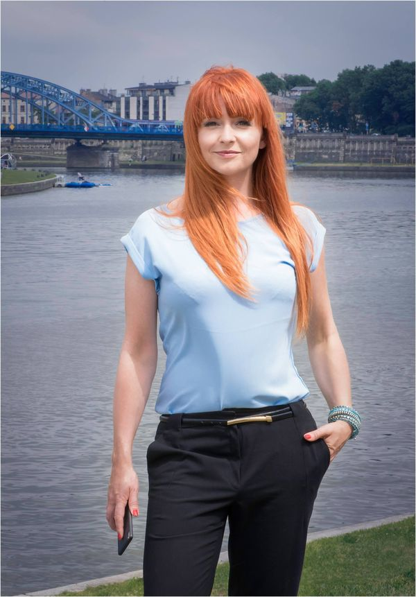 Beata Hodorowicz-Wiercińska / fot. Tomek Katz