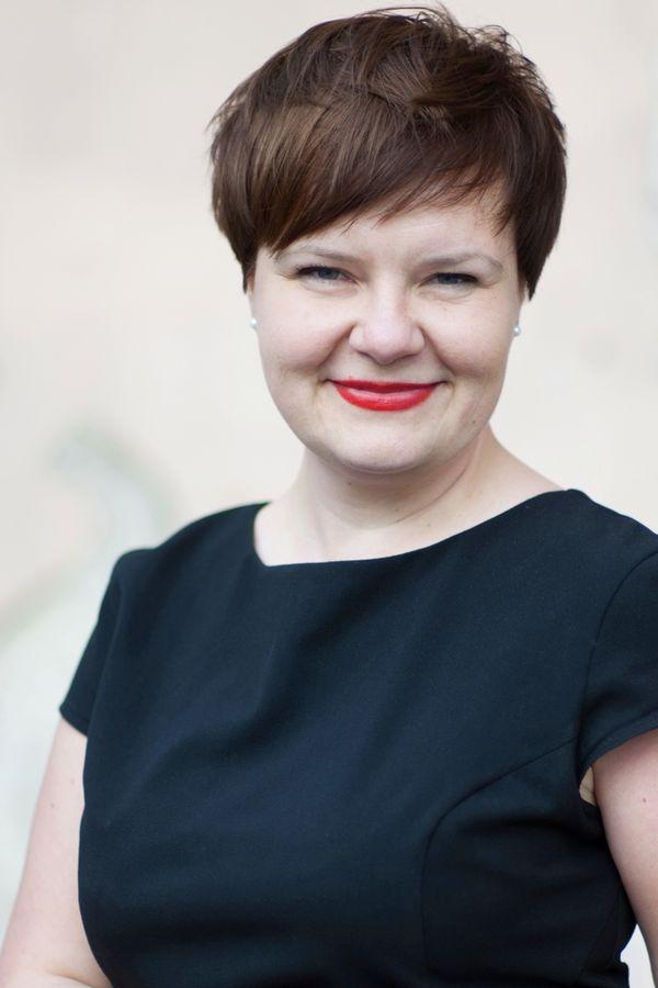 Dominika Dąbrowska – kiedyś zamieszka w Argentynie, póki co biegnie w Kraków Business Run / fot. archiwum prywatne