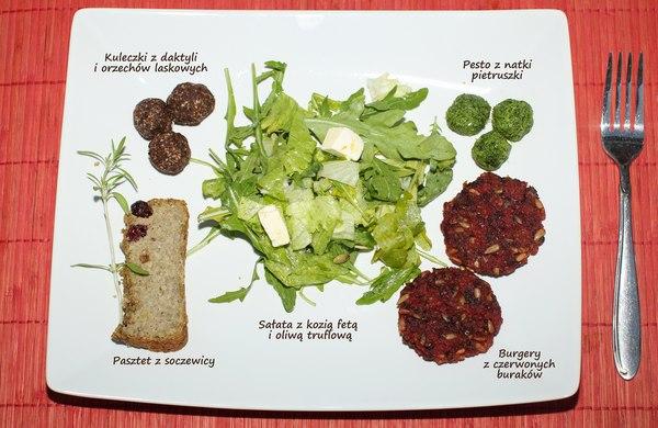 weganizm wegetarianizm pasztet