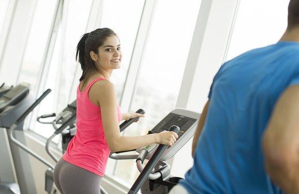 orbitrek sport siłownia trening