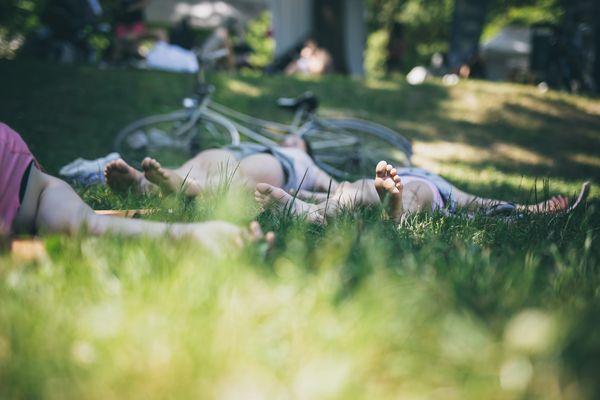 Piknik Krakowski: w Parku Bednarskiego (soboty) i Parku Krakowskim (niedziele) do końca września! / for. Agnieszka Fiejka