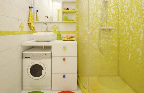 pralka dom łazienka