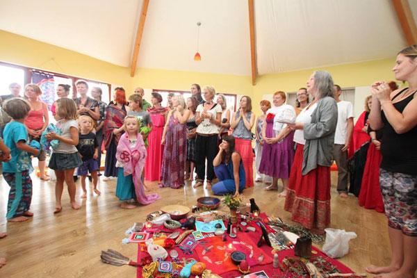 Zgromadzenie Kręgów odbyło się w Polsce po raz pierwszy w 2011 roku (fot. arch. organizatora)