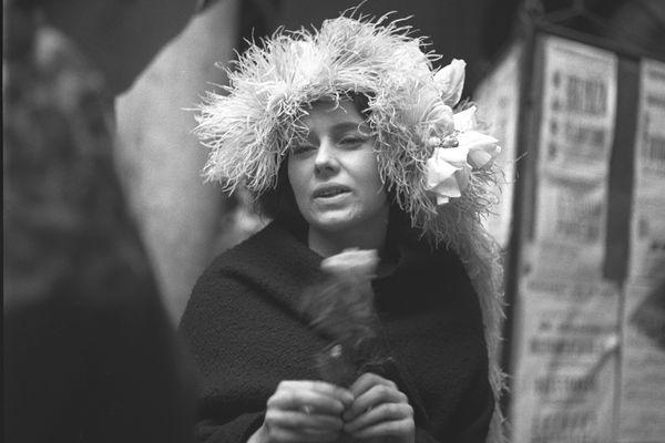 Krystyna Zachwatowicz / fot. Tadeusz Płaszewski