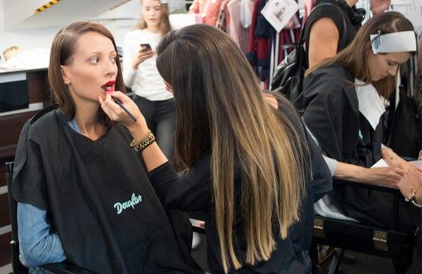 Douglas kreatorem makijaży na Flesz Fashion Night 2016 / fot. materiały prasowe