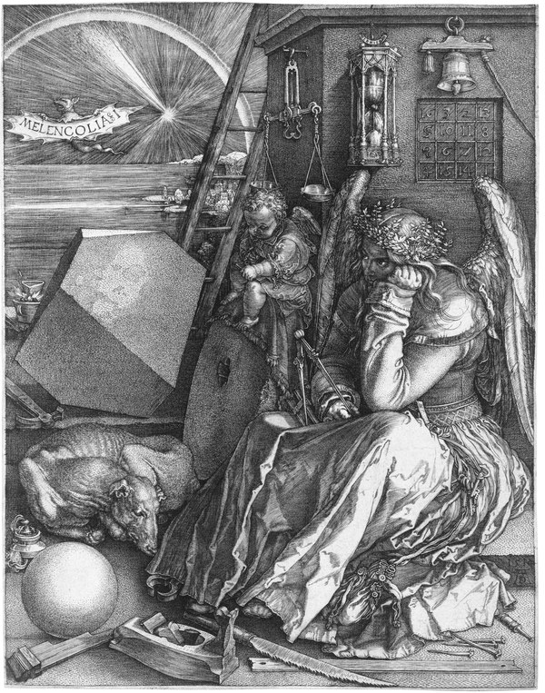 Dürer Melancholia