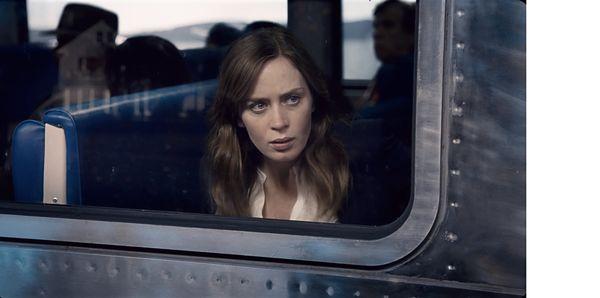 """Kadr z filmu """"Dziewczyna z pociągu"""", reż. Tate Taylor"""