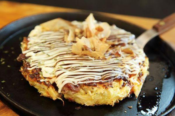 Okonomiyaki / fot. materiały prasowe