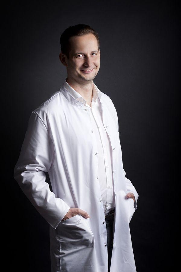dr Rafał Kierach / fot. Łukasz Gąguski