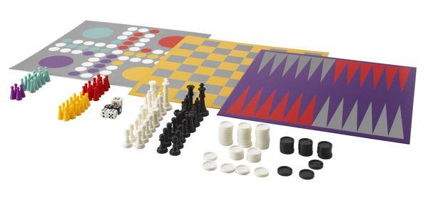 Zestaw gier dla całej rodziny / fot. materiały prasowe