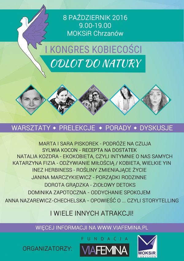 I Kongres Kobiecości / fot. materiały prasowe
