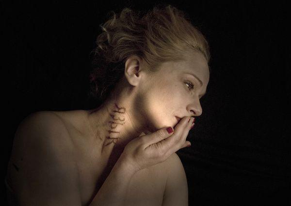 """Alona Kimihi """"Język"""" / fot. I. Nesher"""