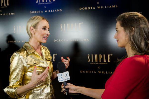 Dorota Williams to jedna z najbardziej rozpoznawalnych i cenionych w Polsce kostiumografek i stylistek / fot. materiały prasowe