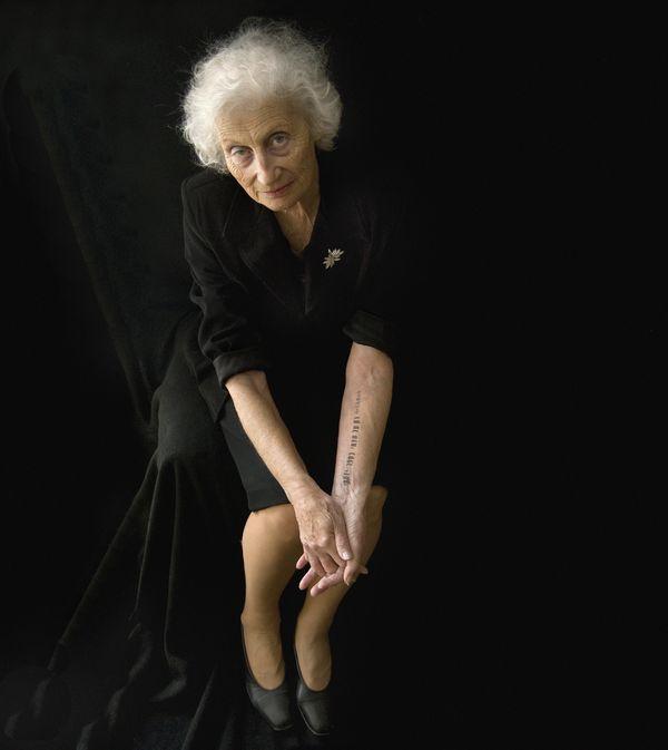 """Miriam Akavia """"Jedyne co wiem, to jak opisać siebie"""" / fot. I. Nesher"""