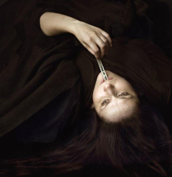 """Sahra Blau """"Koniec z kłamstwem"""" / fot. I. Nesher"""