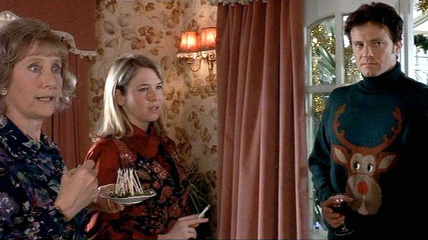 Kadr z filmu Dziennik Bridget Jones (2001) reż. Sharon Maguire
