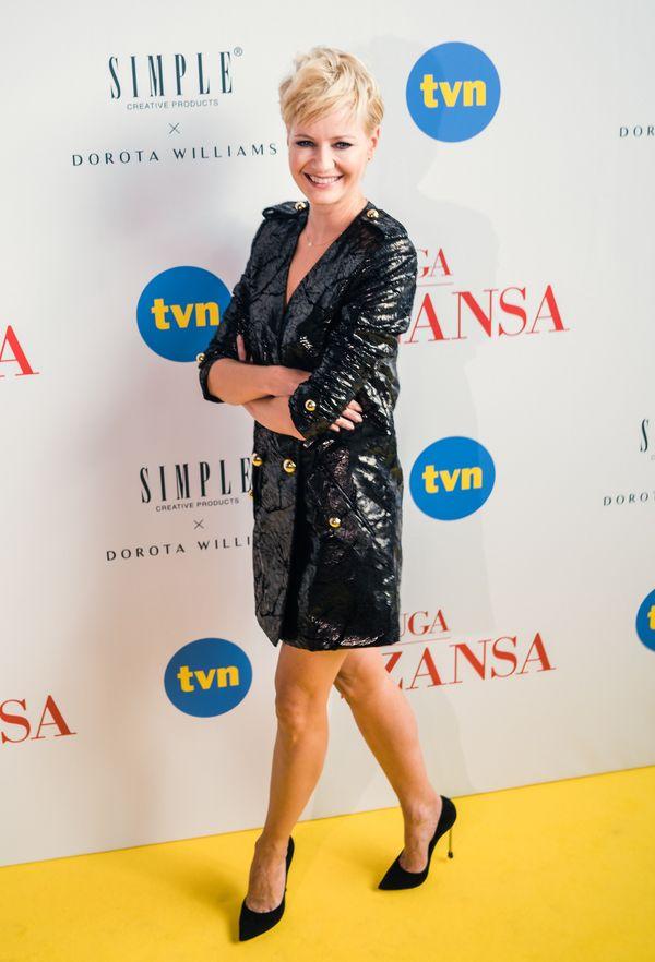 Małgorzata Kożuchowska / fot.: TVN / Jarosław Sosiński