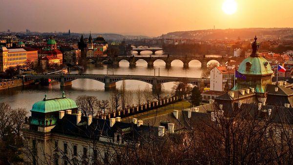 Jeden weekend w jednej z urokliwych stolic Europy / fot. materiały prasowe