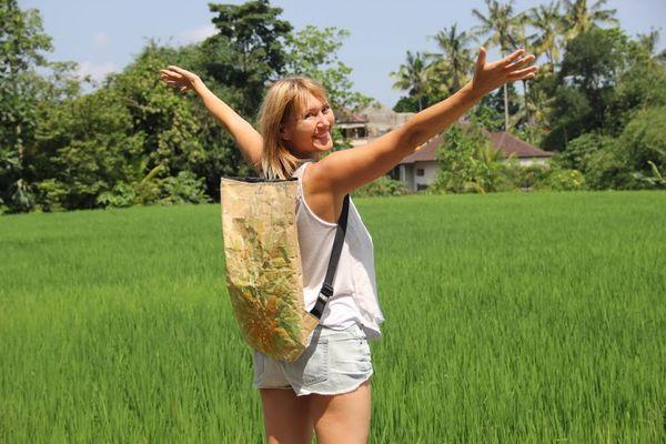 Na Bali pierwszą myślą po przebudzeniu jest wdzięczność za nowy dzień / fot. Magda Lubowiecka