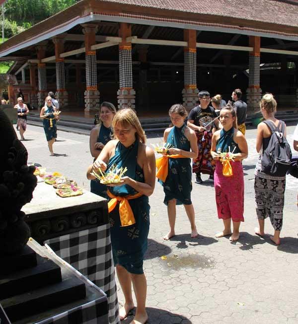 Tampaksiring Bali