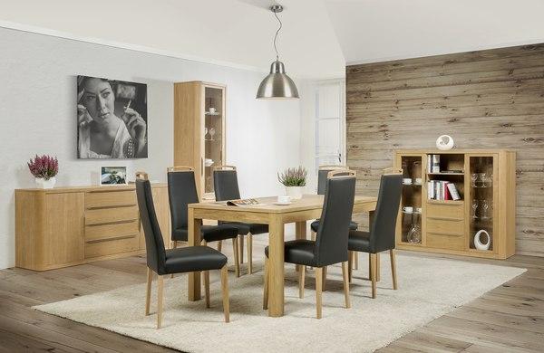 Jadalnia to coś więcej niż stół i krzesła / fot. materiały prasowe