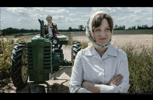 """Sztuka kochania"" / fot Jaroslaw Sosinski / Watchout Productions, Magdalena Boczarska,"